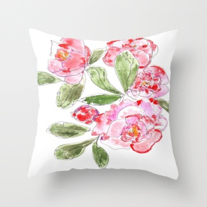 Throw Pillows On Society6